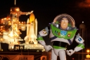 BUZZ LIGHTYEAR READY TO LAUNCH ABOARD SPACE SHUTTLE DISCOVERY